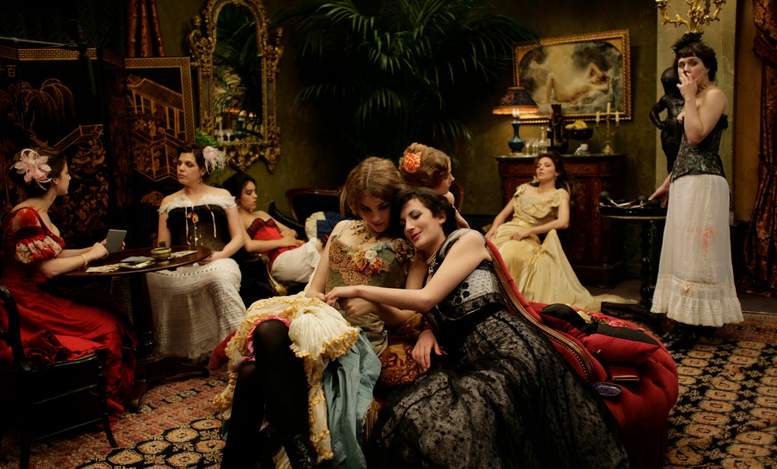 la maison close)  2011  Bertrand Bonello  França  censura 18